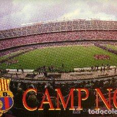 Coleccionismo deportivo: FC BARCELONA - NOU CAMP. Lote 222902485