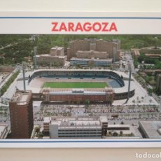 Coleccionismo deportivo: POSTAL ESTADIO REAL ZARAGOZA LA ROMAREDA STADIUM - HERLOGAR Nº 260 - NO ESCRITA. Lote 223794036