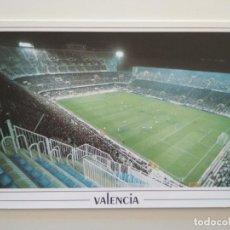 Coleccionismo deportivo: POSTAL ESTADIO VALENCIA CF MESTALLA STADIUM - J.L. BORT Nº 5414 - NO ESCRITA. Lote 223794346