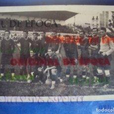 Coleccionismo deportivo: (VP-5)POSTAL FOTOGRAFICA F.C.BARCELONA AÑOS 20,PIERA,SAMITIER,ETC.-ARCHIVO VICENÇ PIERA. Lote 224998597