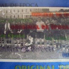 Coleccionismo deportivo: (VP-6)POSTAL FOTOGRAFICA F.C.BARCELONA AÑOS 20,PIERA,SAMITIER,ALCANTARA,ETC.-ARCHIVO VICENÇ PIERA. Lote 224998750