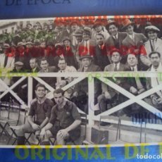 Coleccionismo deportivo: (VP-7)POSTAL FOTOGRAFICA F.C.BARCELONA AÑOS 20,PIERA,CAMPO LES CORTS-ARCHIVO VICENÇ PIERA. Lote 224998930