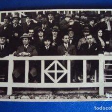 Coleccionismo deportivo: (VP-9)POSTAL FOTOGRAFICA,CAMPO LES CORTS-ARCHIVO VICENÇ PIERA. Lote 224999085