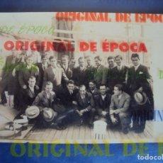 Coleccionismo deportivo: (VP-11)POSTAL FOTOGRAFICA F.C.BARCELONA AÑOS 20-ARCHIVO VICENÇ PIERA. Lote 224999305