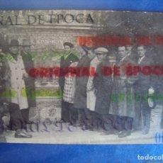 Coleccionismo deportivo: (VP-12)POSTAL FOTOGRAFICA F.C.BARCELONA AÑOS 20-ARCHIVO VICENÇ PIERA. Lote 224999533