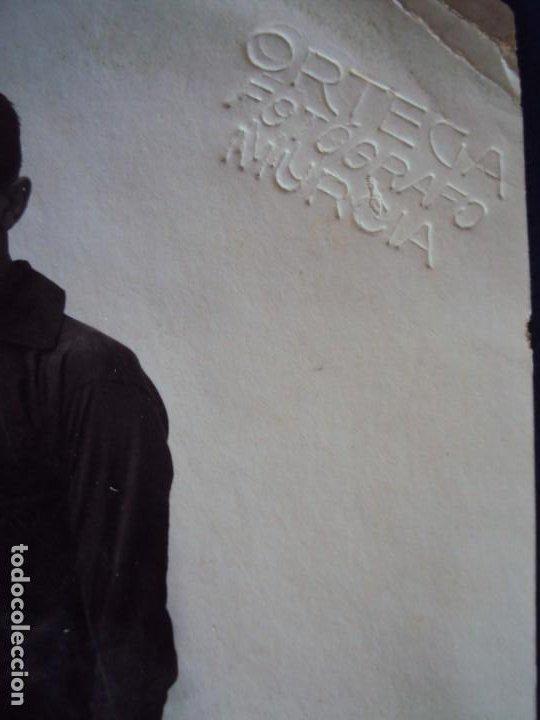 Coleccionismo deportivo: (VP-37)POSTAL FOTOGRAFICA JUGADOR REAL MURCIA AÑOS 20-ARCHIVO VICENÇ PIERA - Foto 3 - 225005125