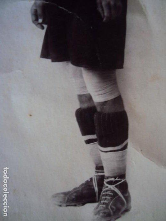 Coleccionismo deportivo: (VP-37)POSTAL FOTOGRAFICA JUGADOR REAL MURCIA AÑOS 20-ARCHIVO VICENÇ PIERA - Foto 4 - 225005125