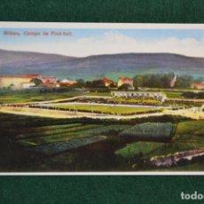 Coleccionismo deportivo: POSTAL ATHLETIC DE BILBAO - SAN MAMES EN 1913. Lote 226234655