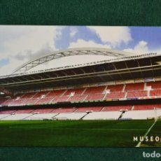 Coleccionismo deportivo: POSTAL ATHLETIC DE BILBAO - TRIBUNA DEL ARCO DEL VIEJO SAN MAMES. Lote 226236680