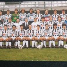 Coleccionismo deportivo: POSTAL CASTELLON.PLANTILLA 1989/90.. Lote 229174845