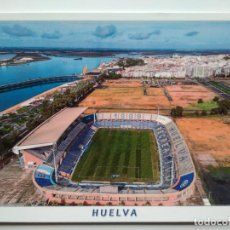 Coleccionismo deportivo: POSTAL ESTADIO NUEVO COLOMBINO HUELVA - RECREATIVO - ED. GOMEZ REF. 1026. Lote 268437839