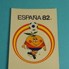 Coleccionismo deportivo: XII CAMPEONATO MUNDIAL DE FUTBOL ESPAÑA 82, NARANJITO. COLECCION PERLA Nº 5. Lote 230437170