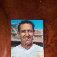 Collectionnisme sportif: TARJETA POSTAL 76 GENTO R. MADRID BERGAS. Lote 232291905