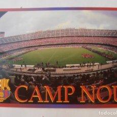 Coleccionismo deportivo: POSTAL DEL F.C.BARCELONA EL CAMP NOU. Lote 233499375