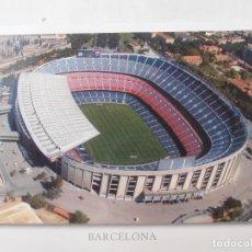 Coleccionismo deportivo: ANTIGUA POSTAL DEL F.C.BARCELONA ESTADIO EL F.C.BARCELONA. Lote 233499855