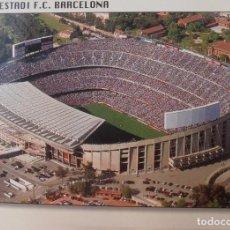 Coleccionismo deportivo: ANTIGUA POSTAL DEL F.C.BARCELONA CAMPO DEL F.CBARCELONA. Lote 233501210