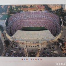 Coleccionismo deportivo: POSTAL DEL F.C.BARCELONA EL CAMP NOU. Lote 233502045