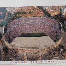 Coleccionismo deportivo: ANTIGUA POSTAL DEL F.C.BARCELONA EL CAMP NOU. Lote 233502335