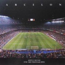 Coleccionismo deportivo: ANTIGUA POSTAL DEL F.C.BARCELONA CAMPO DEL BARÇA. Lote 233503305