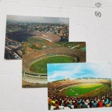 Coleccionismo deportivo: LOTE DE 3 POSTALES ESTADIO SAO PAULO DIFERENTES CICERO POMPEU MORUMBI LP13. Lote 234398610