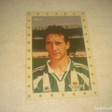 Coleccionismo deportivo: ALFONSO , REAL BETIS BALONPIE SAD.. Lote 235538130