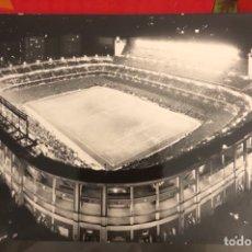Coleccionismo deportivo: ANTIGUA POSTAL SANTIAGO BERNABÉU, SIN CIRCULAR. Lote 236234500