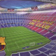 Collectionnisme sportif: STADIUM NOU CAMP (FC BARCELONA) POSTCARD - SIZE: 15X10 CM. APROX.. Lote 237015435