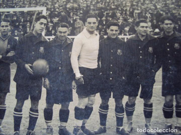 Coleccionismo deportivo: (VP-110)FOTOGRAFIA DE PIERA,ALCANTARA,SAMITIER,F.C.BARCELONA FOOT-BALL AÑOS 20-ARCHIVO VICENÇ PIERA - Foto 3 - 239432745
