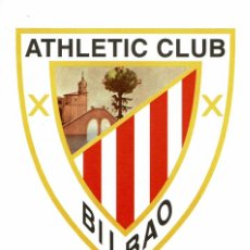 Coleccionismo deportivo: ATHLETIC CLUB 1898-1988 - POSTALES FRANQUEADAS DEL CENTENARIO. Lote 239975485