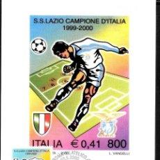 Coleccionismo deportivo: ITALIA. Lote 244645670