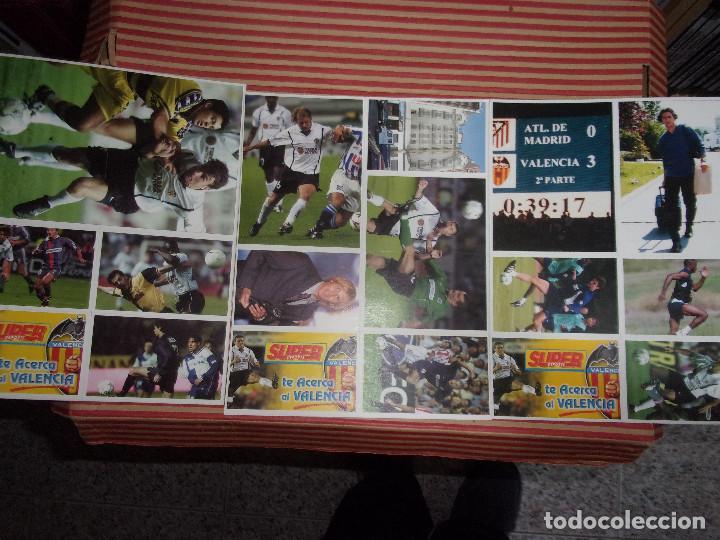 Coleccionismo deportivo: SUPER DEPORTE VALENCIA CLUB DE FUTBOL - LOTE VARIADO. - Foto 2 - 245927020