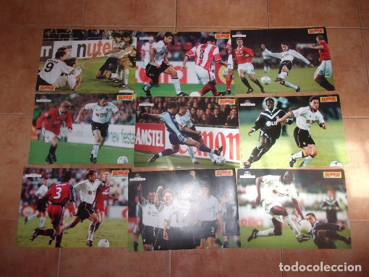 Coleccionismo deportivo: SUPER DEPORTE VALENCIA CLUB DE FUTBOL - LOTE VARIADO. - Foto 4 - 245927020