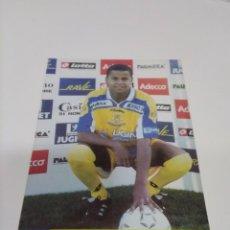 Coleccionismo deportivo: MANSOUR BOUTABOUT - F.C.GUEUGNON.. Lote 246336075