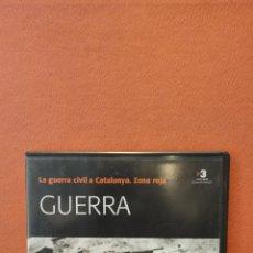 Coleccionismo deportivo: LA GUERRA CIVIL A CATALUNYA. ZONA ROJA. GUERRA. EN CATALAN.. Lote 247281600