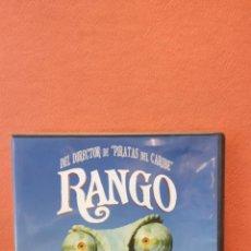 Coleccionismo deportivo: DEL DIRECTOR DE ''PIRATAS DEL CARIBE'' RANGO. DVD.. Lote 247283055
