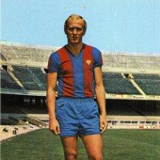 Coleccionismo deportivo: FC BARCELONA - MARCIAL. Lote 249416440