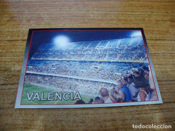 POSTAL CAMPO DE FUTBOL MESTALLA VALENCIA C F VALENCIA SIN CIRCULAR (Coleccionismo Deportivo - Postales de Deportes - Fútbol)