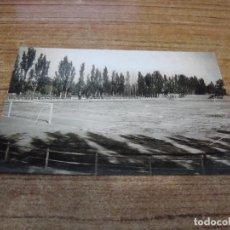 Coleccionismo deportivo: POSTAL CAMPO DE FUTBOL CAMP D'ESPORTS 1940 U E LLEIDA LLEIDA SIN CIRCULAR. Lote 251294715