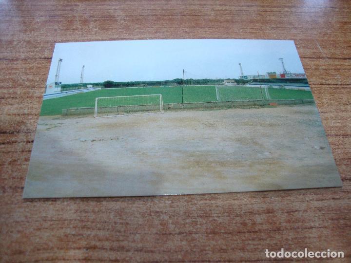 POSTAL CAMPO DE FUTBOL SPORTING MAHONES SPORTING MAHONES MAHON MENORCA SIN CIRCULAR (Coleccionismo Deportivo - Postales de Deportes - Fútbol)