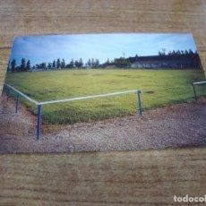 Coleccionismo deportivo: POSTAL CAMPO DE FUTBOL EL CARMEN C D SARIÑENA SARIÑENA HUESCA SIN CIRCULAR. Lote 251299725