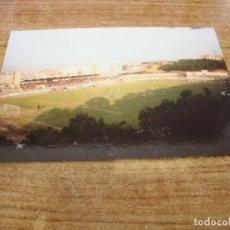 Coleccionismo deportivo: POSTAL CAMPO DE FUTBOL JOSE ANTONIO ELOLA C D TUDELANO TUDELA NAVARRA SIN CIRCULAR. Lote 251300035