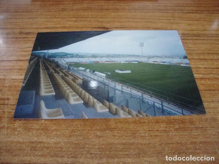 POSTAL CAMPO DE FUTBOL NUEVO EL MIRADOR ALGECIRAS C F ALGECIRAS CADIZ SIN CIRCULAR (Coleccionismo Deportivo - Postales de Deportes - Fútbol)