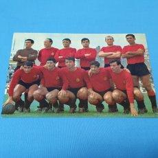 Coleccionismo deportivo: POSTAL - REAL MALLORCA - AÑO 1967. Lote 252293780