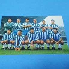 Coleccionismo deportivo: POSTAL - C. D. MÁLAGA - TEMPORADA 1968-69. Lote 252294415