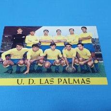 Coleccionismo deportivo: POSTAL - U. D. LAS PALMAS - AÑOS 60. Lote 252299035