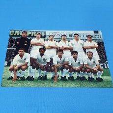 Coleccionismo deportivo: POSTAL - VALENCIA C. F. - AÑOS 60. Lote 252301360