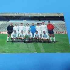 Coleccionismo deportivo: POSTAL - REAL MADRID CLUB DE FUTBOL - TEMPORADA 1968-69. Lote 252302385