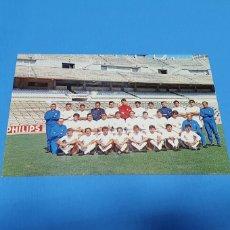 Coleccionismo deportivo: POSTAL REAL MADRID C.F. 1969 - 70 FOTO LARA.. Lote 252306685