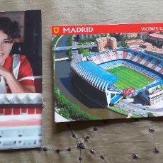 Coleccionismo deportivo: FUTBOL-V79-AT.MADRID-FEMINAS-BLANCA RUBIO-2013-2014-ESTADIO VICENTE CALDERON. Lote 253633770