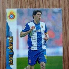 Coleccionismo deportivo: CROMO N°357 JAVI LOPEZ ESPAÑOL C. F FICHA LIGA MUNDICROMO 2012 2013 12 13. Lote 255306840